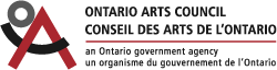 Ontario Arts Council Logo Colour