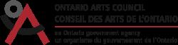 Ontario Arts Council Logo Colour
