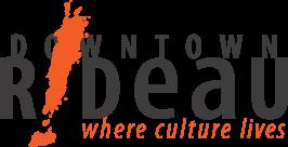 Downtown Rideau BIA Logo