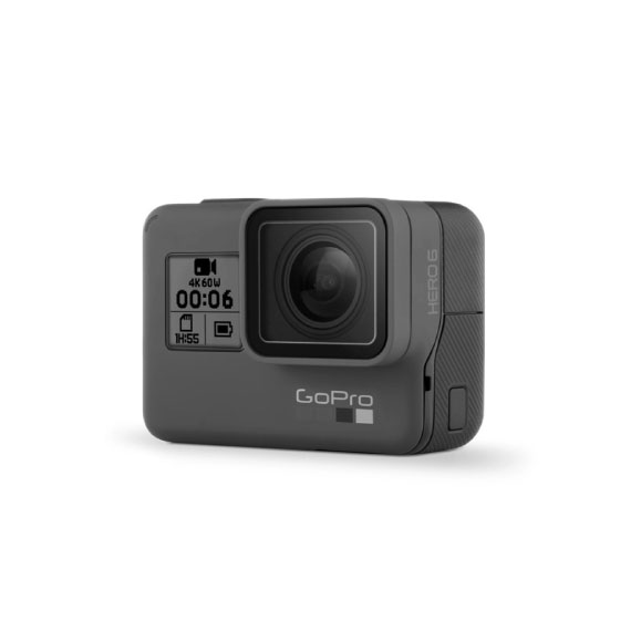 It's this tiny, little pocket camera.