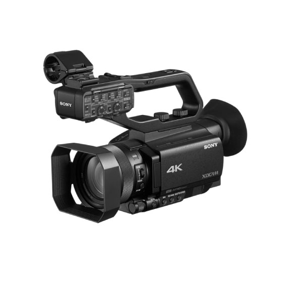 Small but powerful looking camera