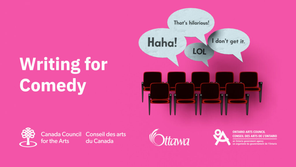 auditorium chairs on pink background