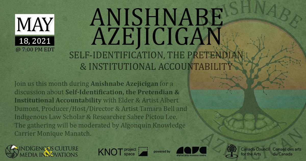 Anishnabe Azejicigan